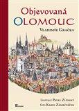 Objevovaná Olomouc - obálka