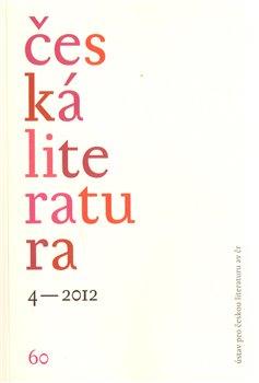 Česká literatura 4/2012
