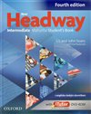 New Headway Intermediate Maturita Students Books Fourth edition