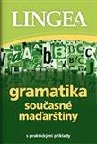 Gramatika současné maďarštiny - obálka