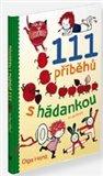 111 příběhů s hádankou - obálka