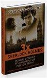 3 x Sherlock Holmes - obálka