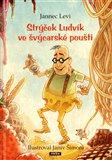 Strýček Ludvík ve švýcarské poušti - obálka
