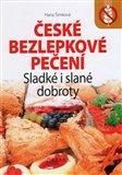 České bezlepkové pečení (Sladké i slané dobroty) - obálka