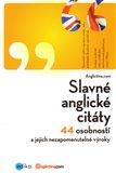 Slavné anglické citáty (+ CD) - obálka