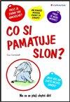 Obálka knihy Co si pamatuje slon?