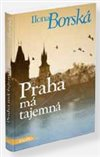 Obálka knihy Praha má tajemná