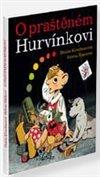 Obálka knihy O praštěném Hurvínkovi