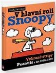 V hlavní roli Snoopy - obálka