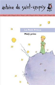 Obálka titulu Malý princ / Le Petit Prince