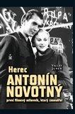 Herec Antonín Novotný - obálka