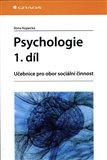 Psychologie 1. díl (Učebnice pro obor sociální činnost) - obálka