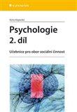 Psychologie 2. díl (Učebnice pro obor sociální činnost) - obálka