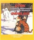Útok vyšinutých zmutovaných zabijáckých obludných sněhuláků (Calvin a Hobbes 7) - obálka