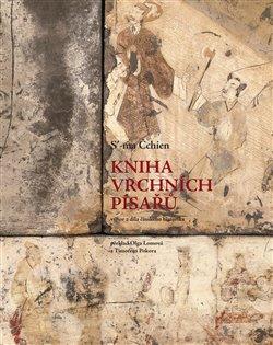 Obálka titulu Kniha vrchních písařů