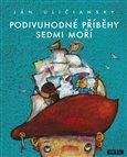 Podivuhodné příběhy sedmi moří - obálka