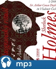 Sherlock Holmes - Musgraveský rituál - obálka