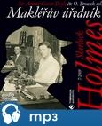 Sherlock Holmes - Makléřův úředník - obálka