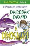 Darebák David a dinosauři - obálka