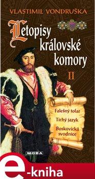Obálka titulu Letopisy královské komory II.