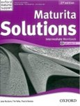 Maturita Solutions Intermediate Workbook 2nd Edition with Audio CD - obálka