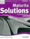 Maturita Solutions Intermediate Workbook 2nd Edition with Audio CD
