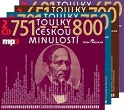 Toulky českou minulostí 601-800, CD