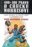 400+100 pravd o Chucku Norrisovi - obálka