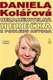 Daniela Kolářová (Nezaměnitelná herečka z pohledu autora) - obálka