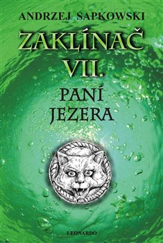 Obálka titulu Zaklínač VII: Paní jezera