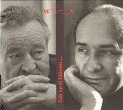 Radioservis Tak se ti hlásím.... Nahrávky z let 1965-1978 vybral a sestavil Robert Tamchyna, CD - Jan Werich, Jiří Voskovec