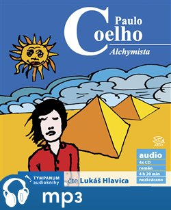 Alchymista, mp3 - Paulo Coelho