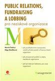 Public relations, fundraising a lobbing pro neziskové organizace - obálka
