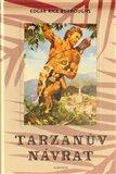 Tarzanův návrat - obálka