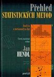 Přehled statistických metod zpracování dat - obálka