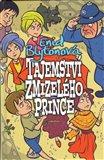 Tajemství zmizelého prince - obálka