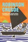 Obálka knihy Robinson Crusoe