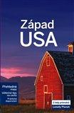 Západ USA (Lonely Planet) - obálka