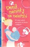Obálka knihy Deník maminky na mateřské