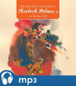 Obálka titulu Sherlock Holmes I.