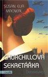 Churchillova sekretářka - obálka