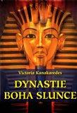 Dynastie boha Slunce - obálka
