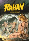 Rahan a jeho synové - obálka