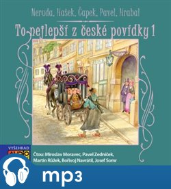 Obálka titulu To nejlepší z české povídky