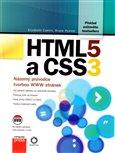 HTML5 a CSS3 (Názorný průvodce tvorbou WWW stránek) - obálka