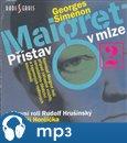 Maigret: Přístav v mlze - obálka