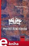 Protistátní román - obálka