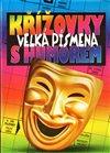Obálka knihy Křížovky s humorem Velká písmena