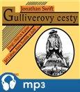 Gulliverovy cesty - obálka