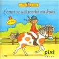 Conni se učí jezdit na koni (Dobrodružství s Conni) - obálka